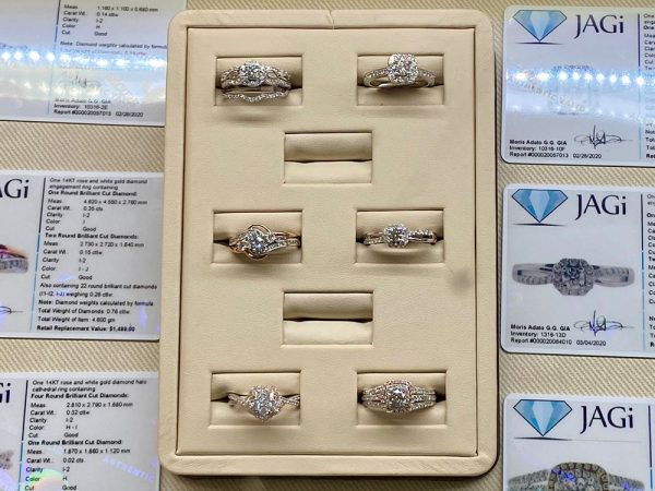 midtown-pawn-and-jewelry-fort-myers-14k-diamond-engagement-rings-with-certifications