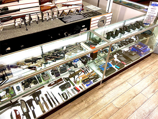 Knives, Cameras, and Video Games | MidTown Pawn & Jewelry, Fort Myers Best Pawn Shop